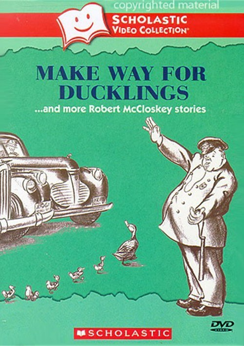 Make Way For Ducklings...And More Robert McCloskey Stories
