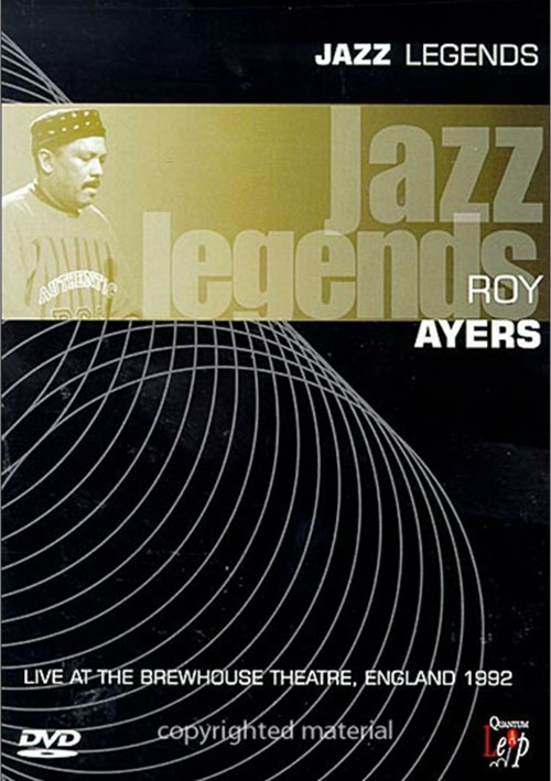 Jazz Legends: Roy Ayers Live At Brewhouse Theatre (1992)