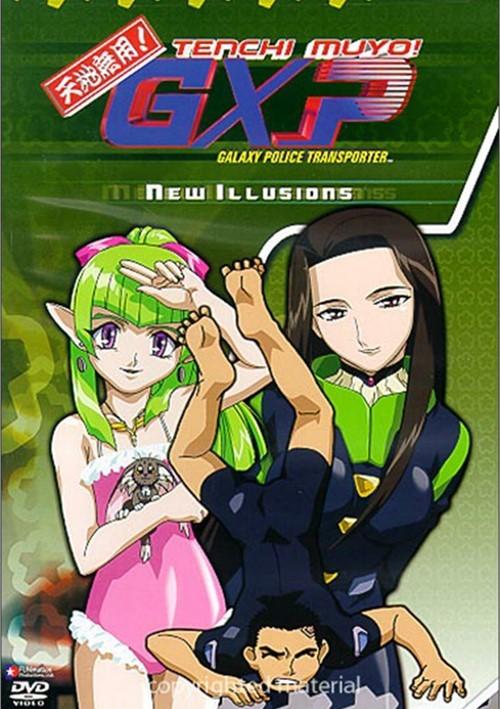 Tenchi Muyo GXP: Volume 4 - New Illusions