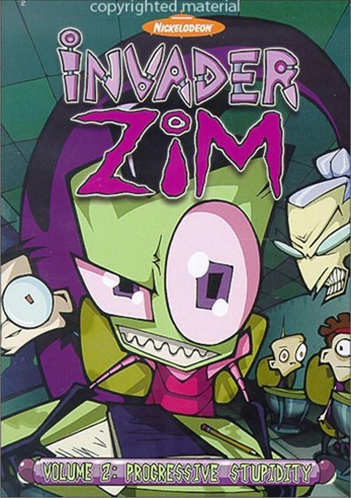 Invader Zim: Volume 2 - Progressive Stupidity