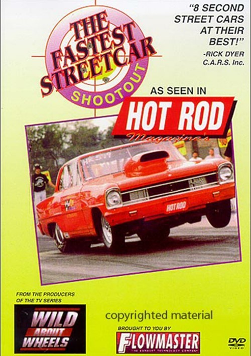 Hot Rod Magazines The Fastest Streetcar Shootout