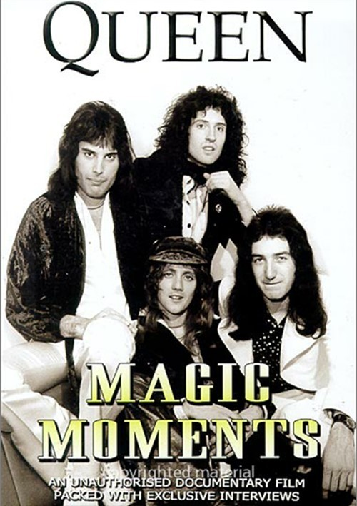 Queen: Magic Moments - Unauthorized