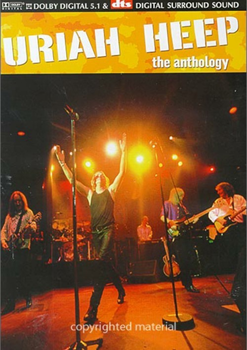 Uriah Heep: The Anthology
