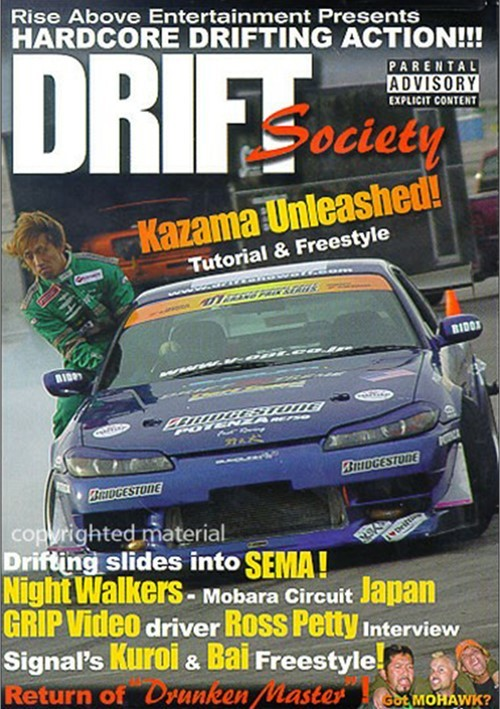 Drift Society: Volume 1