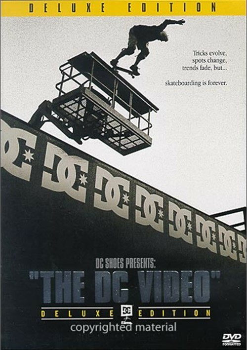 DC Video, The: Deluxe Edition