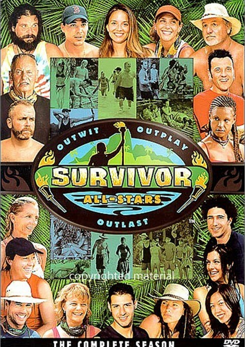 Survivor: All-Stars - The Complete Season