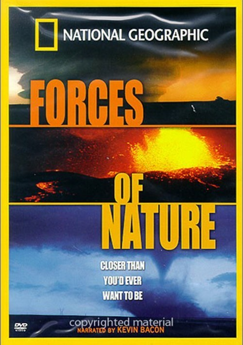 National Geographic: F-rces Of Nature