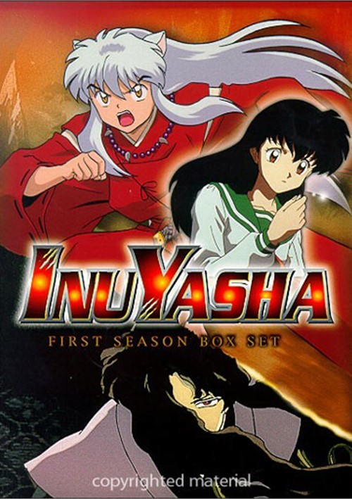 Inu-Yasha: First Season Box Set