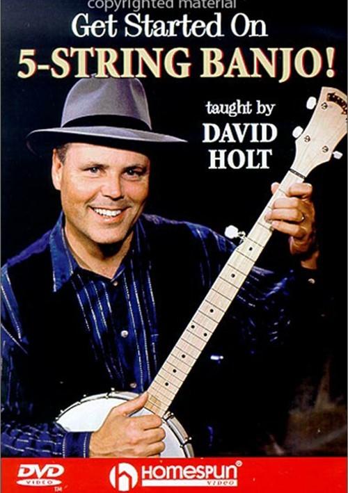 David Holt: Get Started On 5 String Banjo