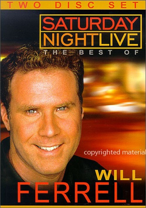 Saturday Night Live: The Best Of Will Ferrell - Volumes 1 & 2