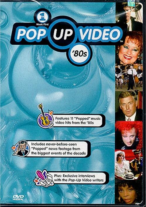 VH1 Pop-Up Videos 80s