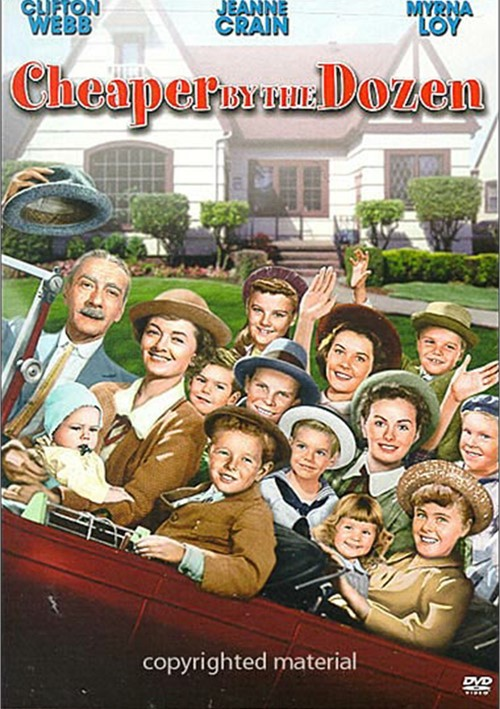 Cheaper By The Dozen (1950) / Belles On Their Toes (2 Pack)