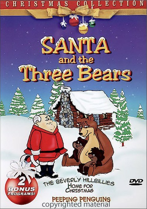 Santa And The Three Bears (Woodhaven)