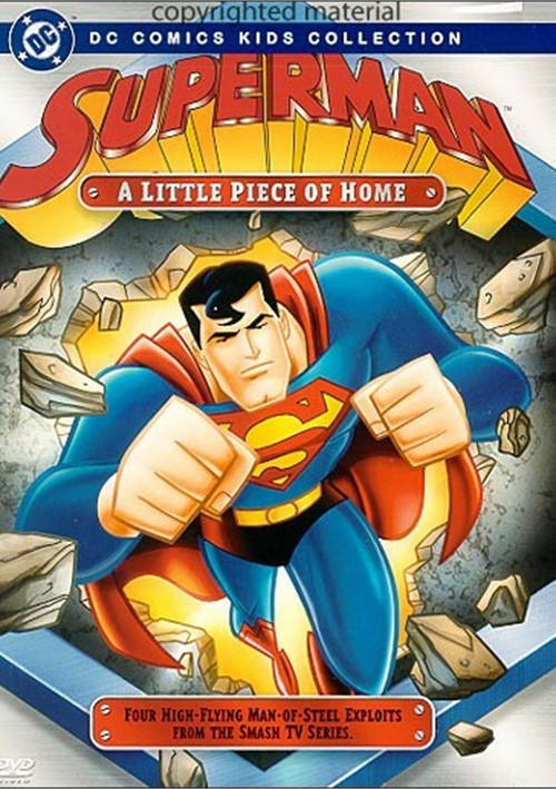 Superman: The Animated Series - A Little Piece Of Home