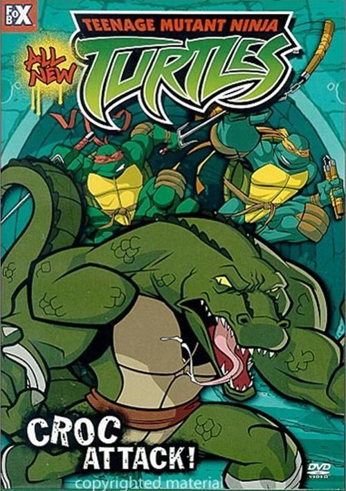 Teenage Mutant Ninja Turtles: Croc Attack!