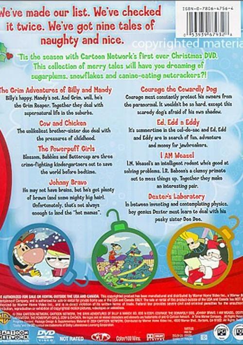 cartoon network christmas volume 1 yuletide follies