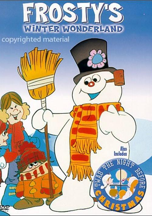 Frostys Winter Wonderland / Twas The Night Before Christmas