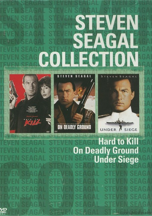 Steven Seagal Collection, The