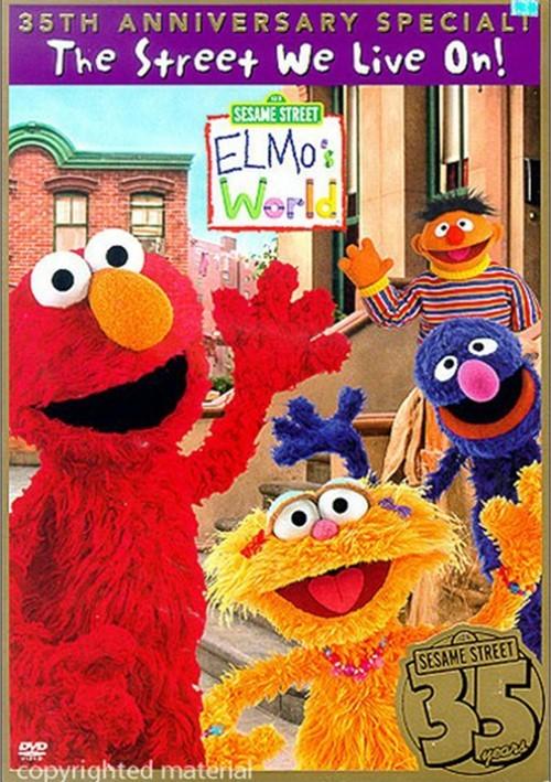 Elmos World: The Street We Live On!