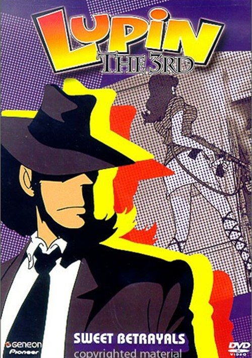 Lupin The 3rd: Volume 8 - Sweet Betrayals
