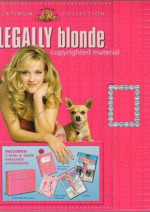 Legally Blonde: Platinum DVD Collection