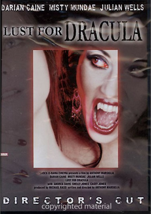 Lust For Dracula