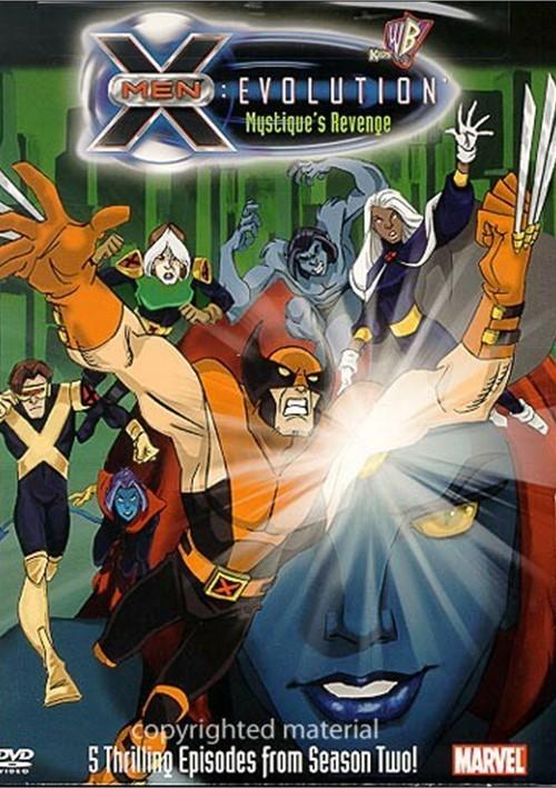 X-Men Evolution: Mystiques Revenge