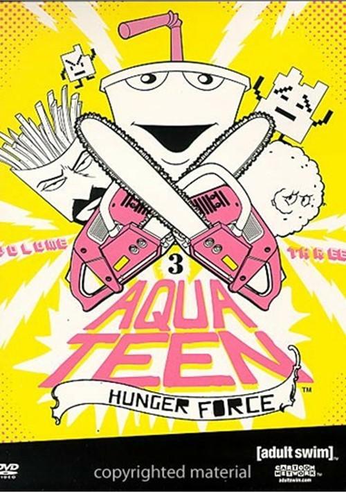 Aqua Teen Hunger F-rce: Volume 3