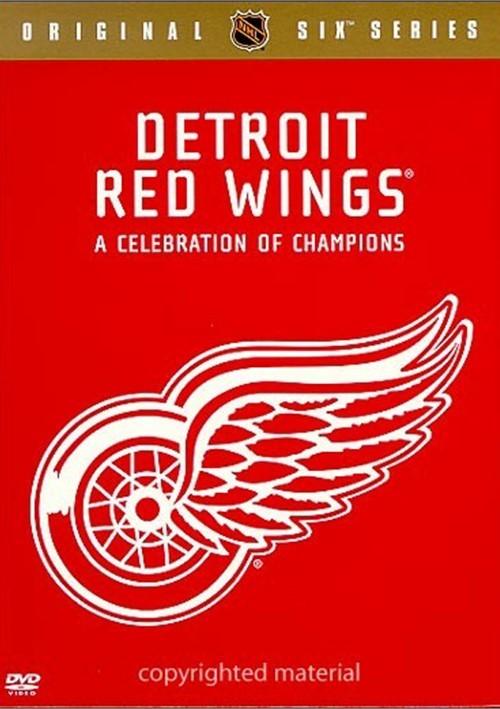 NHL Original Six Series - Detroit Red Wings