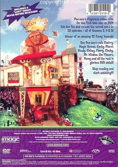Ab heute im Handel: Pee-Wees irre Abenteuer - DVD