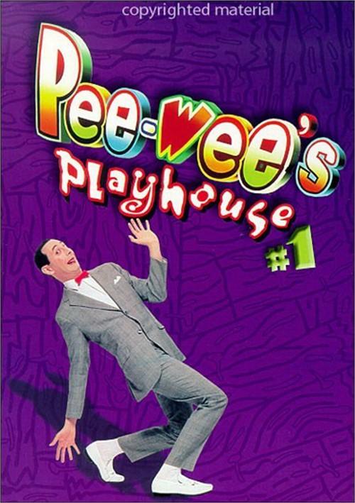 Pee Wees Playhouse: Volume 1