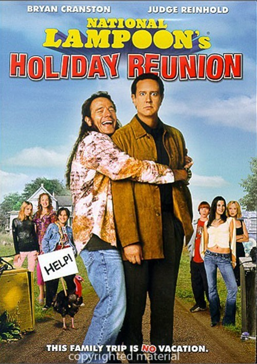 National Lampoons Holiday Reunion