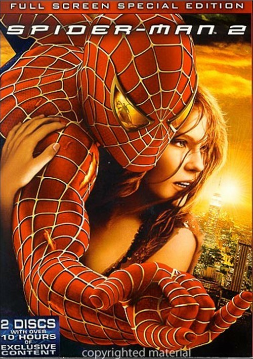 Spider-Man 2: 2 Disc Special Edition (Fullscreen)