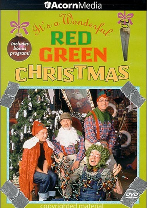 Its A Wonderful Red Green Christmas