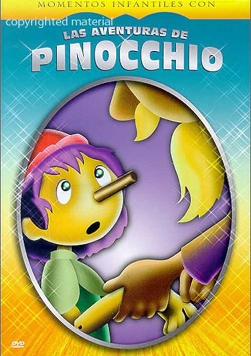 Las Aventuras De Pinocchio