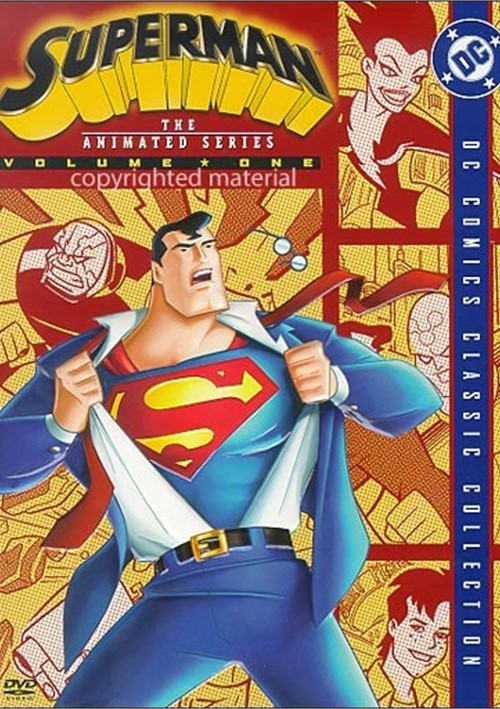 Superman: The Animated Series - Volume 1
