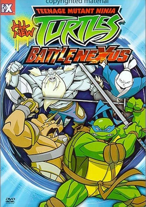 Teenage Mutant Ninja Turtles: Battle Nexus