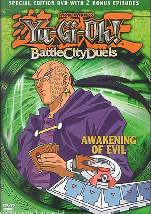 Yu-Gi-Oh!: Battle City Duels - Awakening The Evil