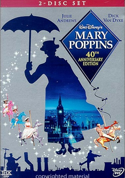 Mary Poppins: 40th Anniversary Edition