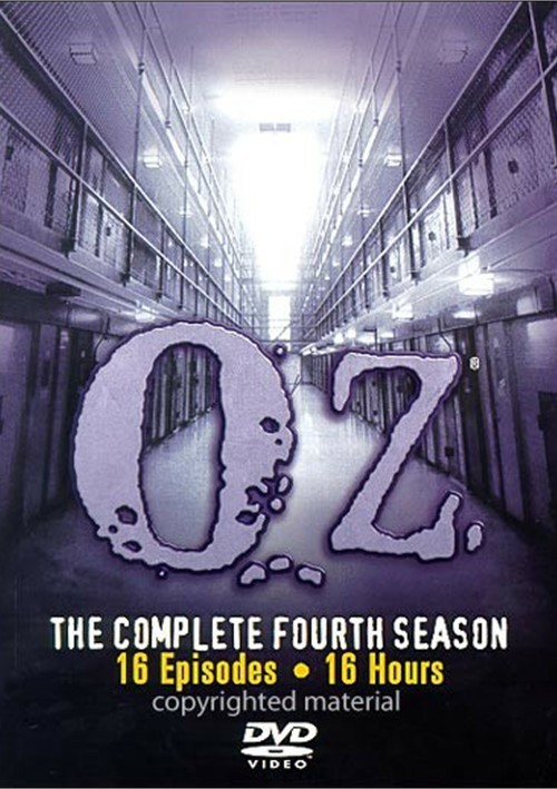 Oz: The Complete Fourth Season