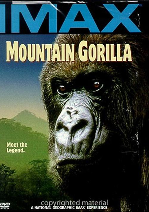 IMAX: Mountain Gorilla
