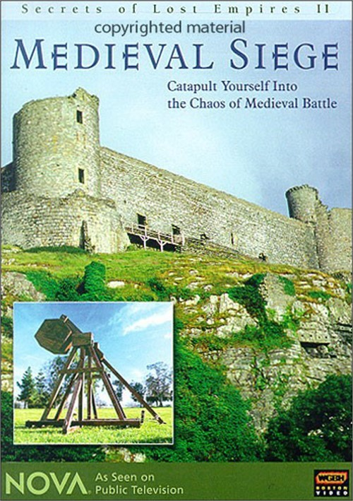Nova: Secrets Of Lost Empires 2 - Medieval Siege