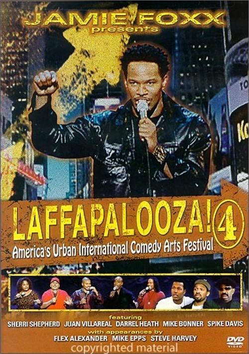 Laffapalooza!: Volume 4