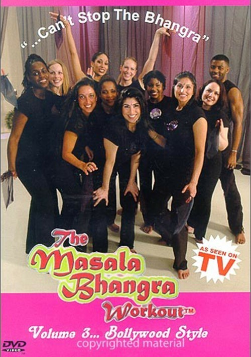 Masala Bhangra Workout, The: Volume 3 - Bollywood Style