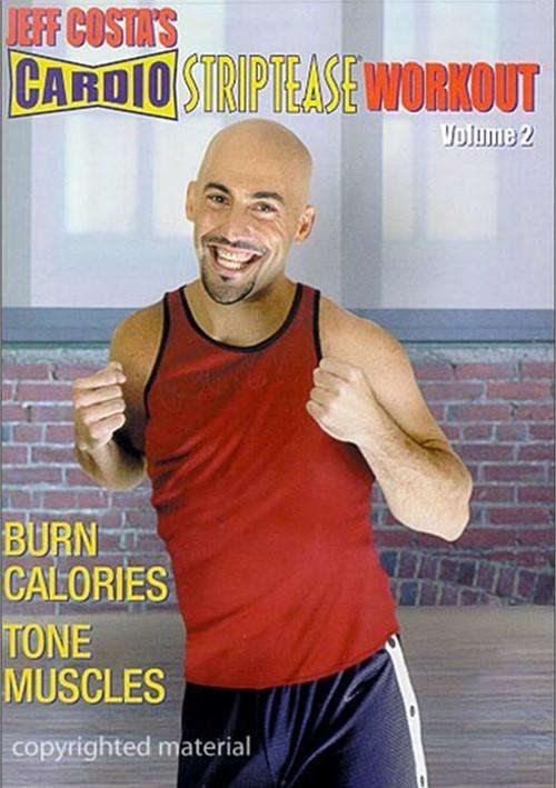 Jeff Costas Cardio StripTease Workout: Volume 2