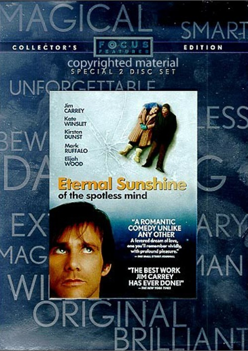 Eternal Sunshine Of The Spotless Mind: Collectors Edition