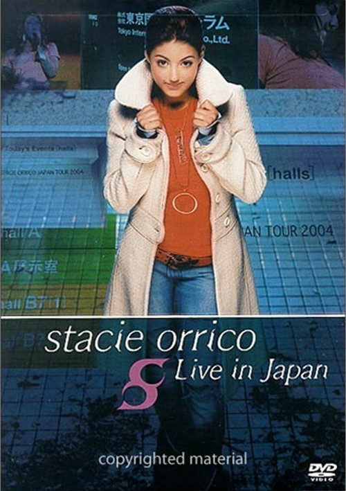 Stacie Orrico: Live In Japan