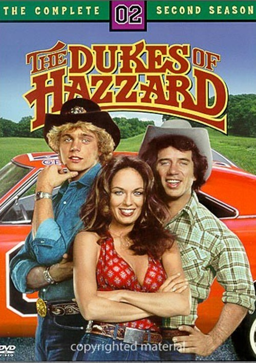 Dukes Of Hazzard: The Complete Second Season