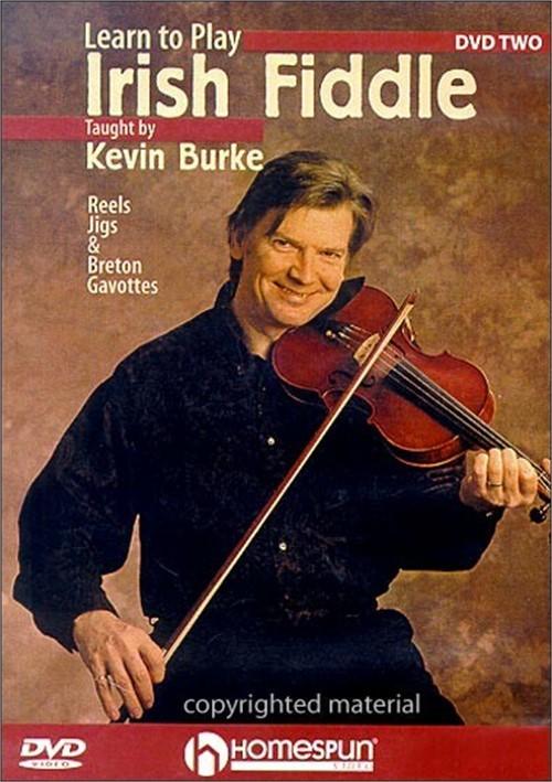 Kevin Burke: Reels, Jigs & Gavottes For Irish Fiddle
