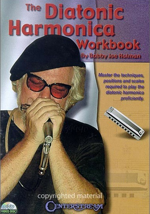 Bobby Joe Holman: Diatonic Harmonica Workbook
